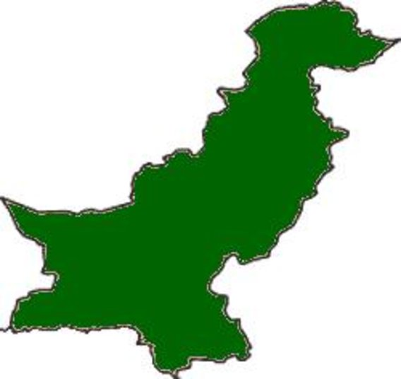 Pakistan_plain_map
