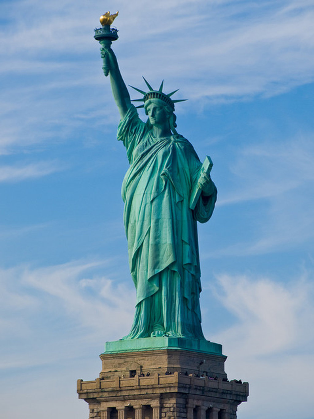 Rick perry and the satanic statue of liberty big think article image biocorpaavc Image collections