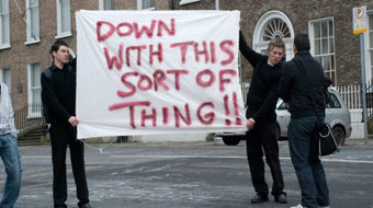 """Occupy"" and the Tea Party: Two Clueless Solutions to the Same Problem?"