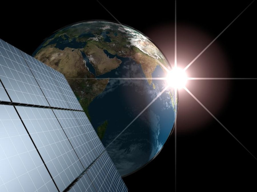 The Case For Space Based Solar Power Big Think