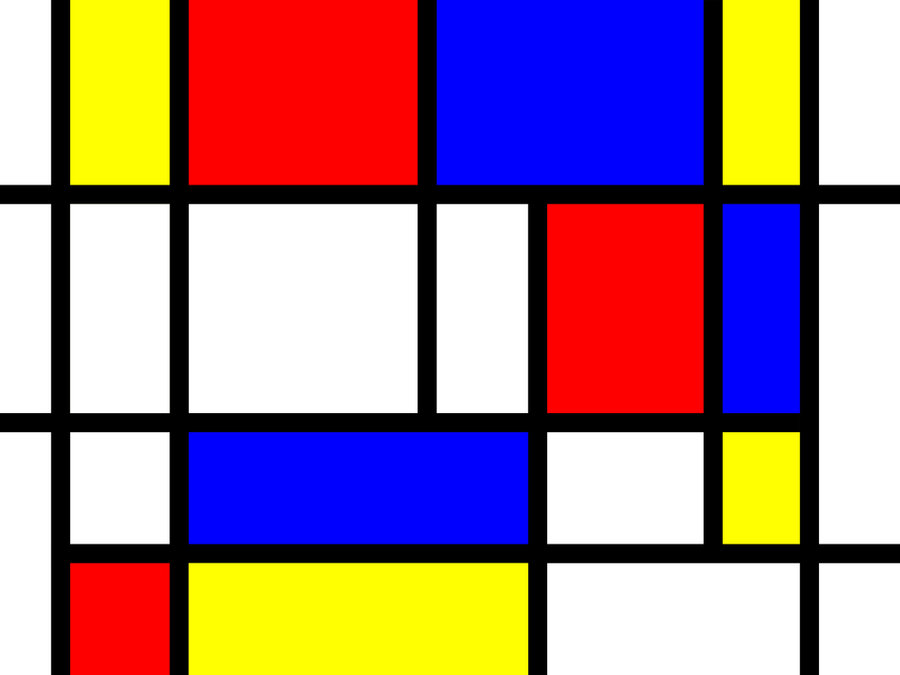 your brain looks like a mondrian grid painting big think. Black Bedroom Furniture Sets. Home Design Ideas