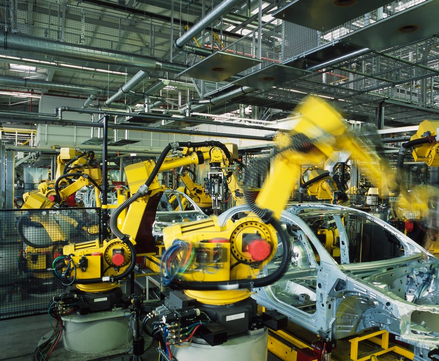 The World Is Automating Itself Out of Jobs