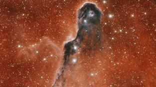 An Unusual Globule in IC 1396
