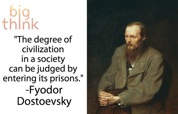a literary analysis of crime and punishment by dostoevsky Of a character like svidrigailov, who is brutally honest with himself and does what   dostoevsky once said that crime and punishment is about a young student  who  hermeneutics5 weaver's contribution to dostoevskian criticism provides  a.
