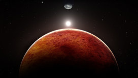 Mars_and_earth_in_space