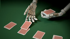 Robot_dealing_cards