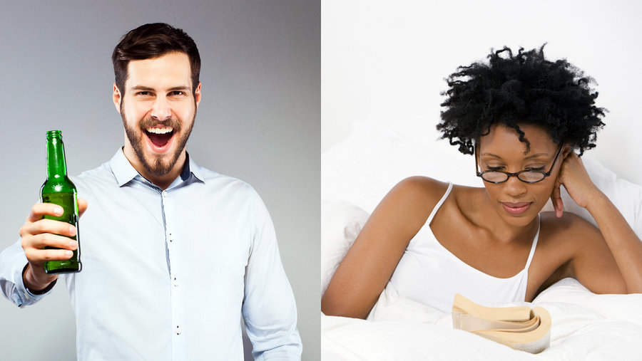 Dating an extroverted introvert