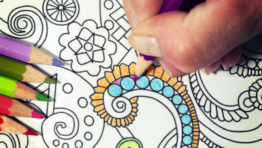 How adult coloring books can bring out the artist in you big think