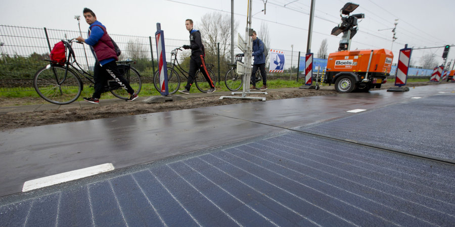Solar Roadways: Efficient, Cost-Effective, Scalable