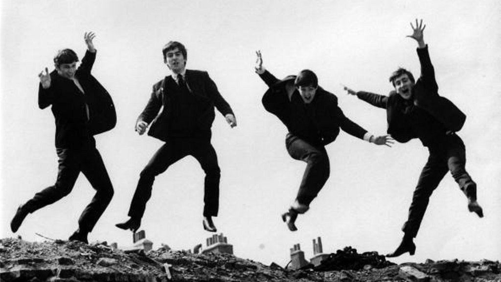 As With The End Of Any Long Term Relationship Pinning Down A Specific Date For When Beatles Shown Above Frolicking In 1964 Most Influential