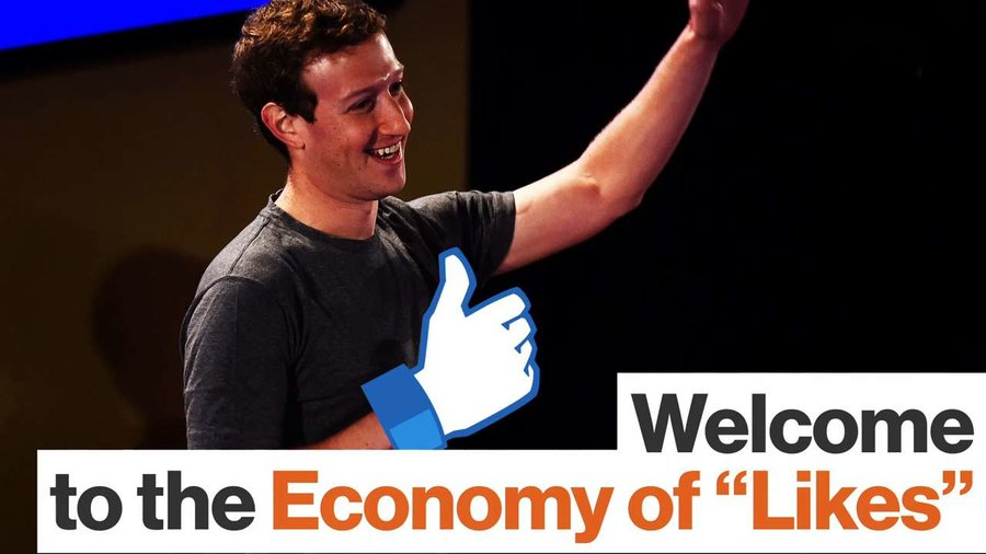 """Online Companies Like Facebook Have Created a """"Meaningless Economy"""""""