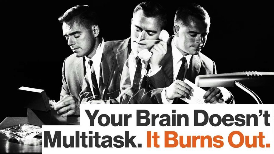 How Multitasking Depletes the Brain's Resources — And How You Can Restore Concentration, With Daniel Levitin