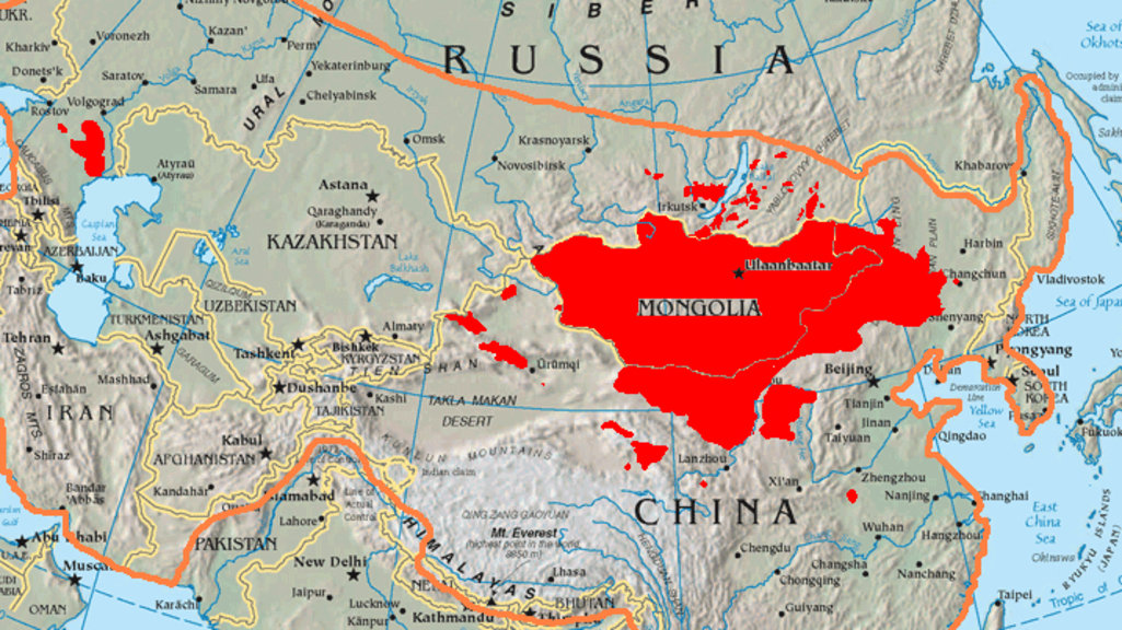 Mongolia adopts an innovative system of 3 word locations big think publicscrutiny Gallery