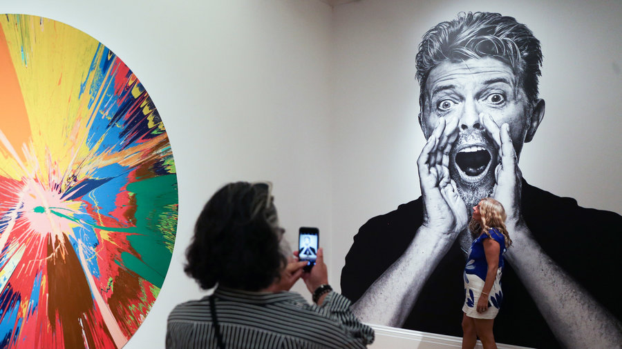 What Made David Bowie So Creative? His Obsession with Art.
