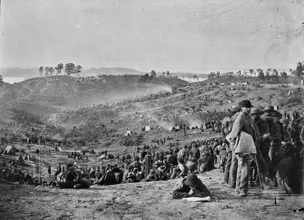 Scenes of Civil War from the Father of American Photojournalism