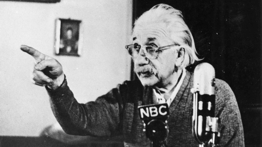 We Need Albert Einstein's Political Ideas Now More than Ever