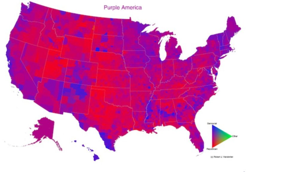 Why Is The United States So Divided Simple It Was Never United - Simplue us map states