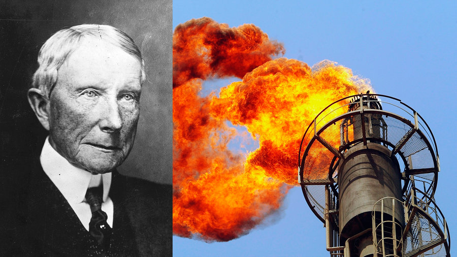 Why the Rockefellers, Who Made Their Money in Oil, Are Fighting the Fossil Fuel Industry
