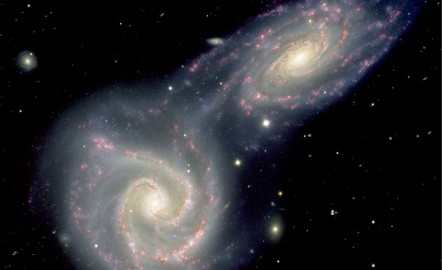 Scientists Discover Fast-Moving Galaxies That May Contradict Einstein's Theory of Gravity