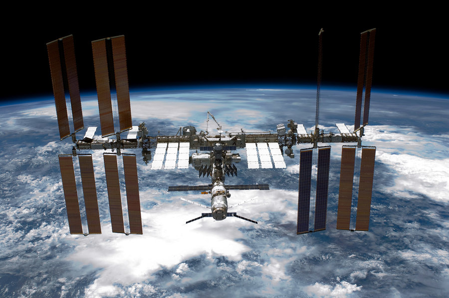 A British Teenager Finds an Error in NASA's Space Station Data