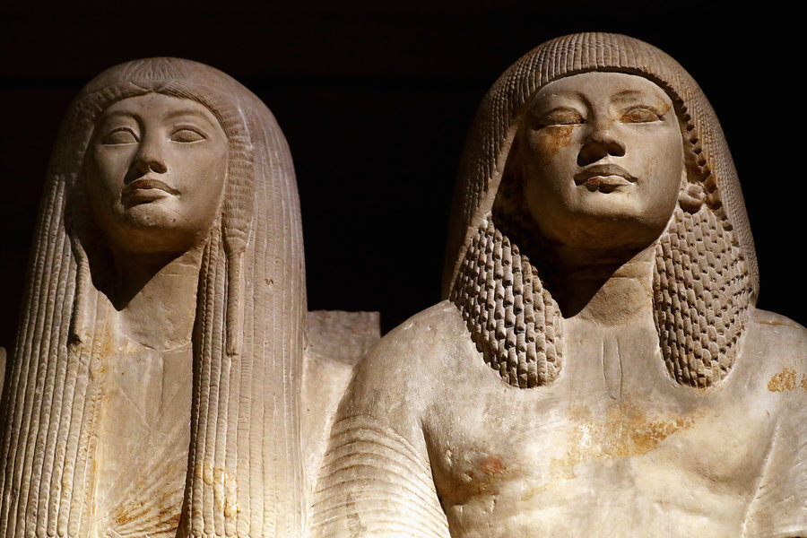 ancient egyptians Ancient egypt was located in the nile valley, the land of the pharaohs, who built  the great pyramids at giza and the valley of the kings at luxor.