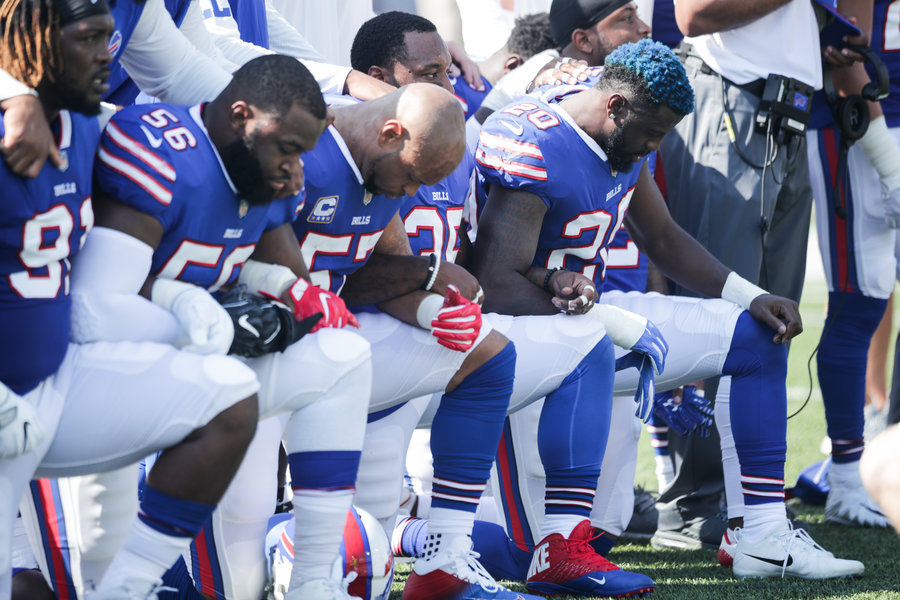 US Veterans Weigh in on NFL Players Taking a Knee