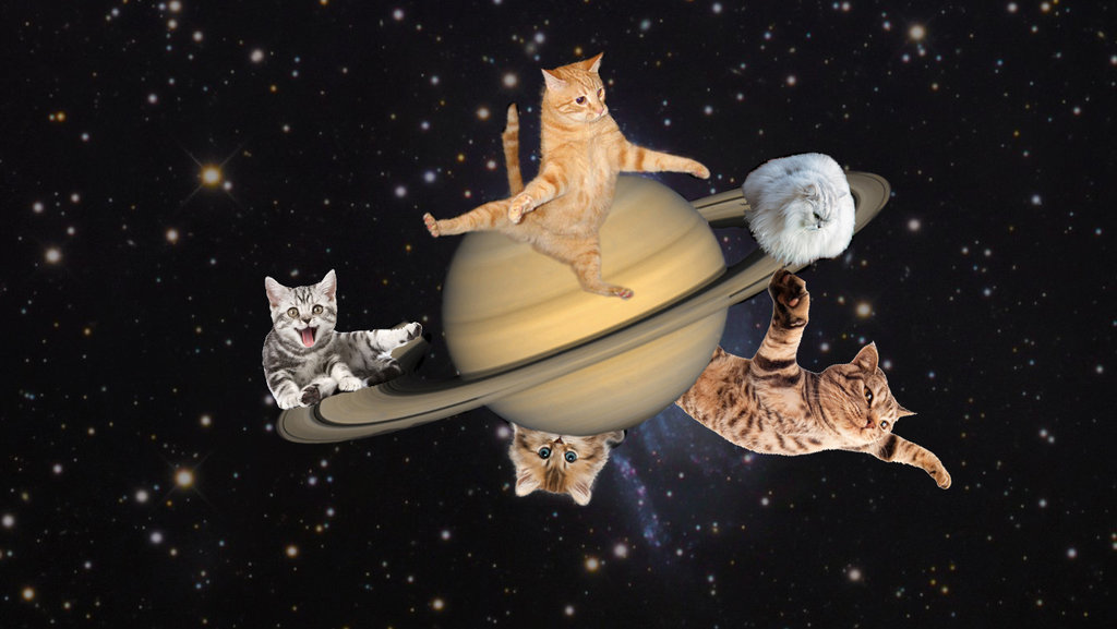 Nasa scientists are naming features of saturn after famous cats saturns rings are iconic but its far from the only planet to have them jupiter uranus and neptune all have rings theirs however arent as prominent altavistaventures Gallery
