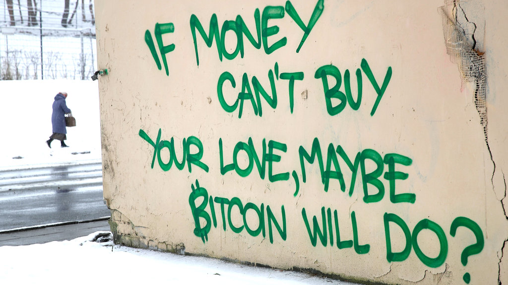 Bitcoins price who decides the value of cryptocurrencies big think ccuart Images