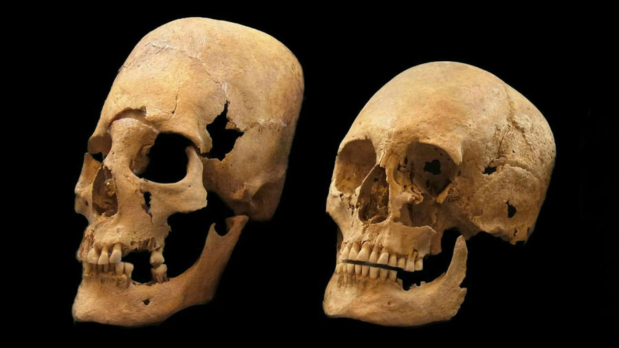 Ancient elongated skulls found in Germany were high-ranking political brides