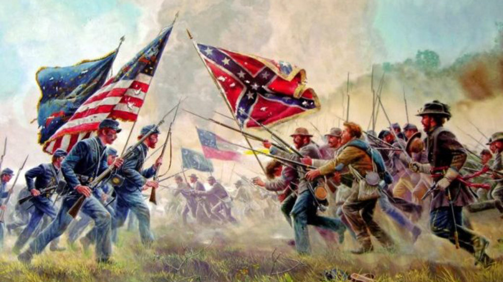Picture of the Civil War