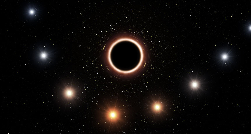 Einstein's predictions on supermassive black hole theory confirmed