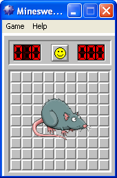 Rat Minesweeper