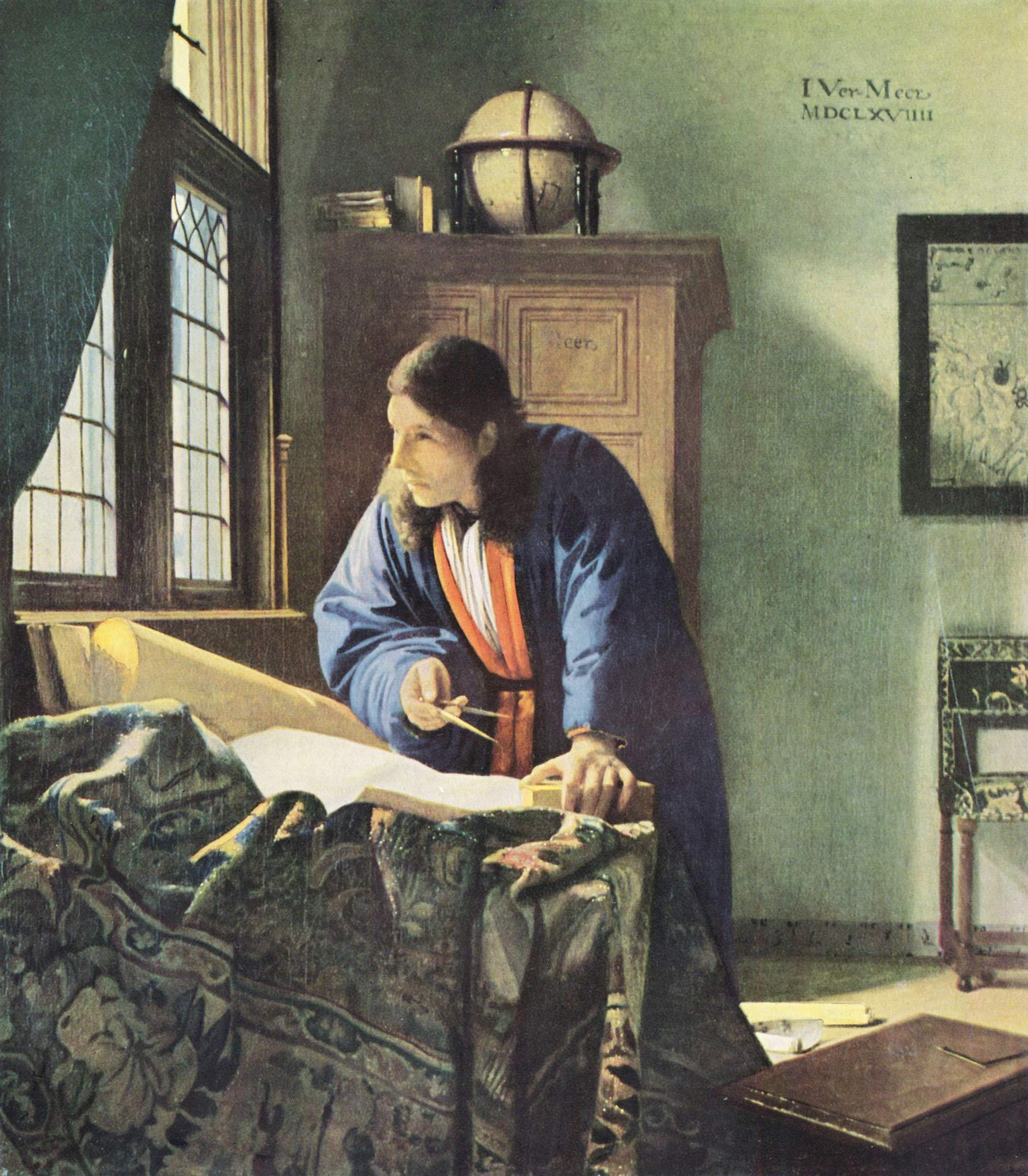 Scientific Revolutions in Optics Made Vermeer a Revolutionary ...