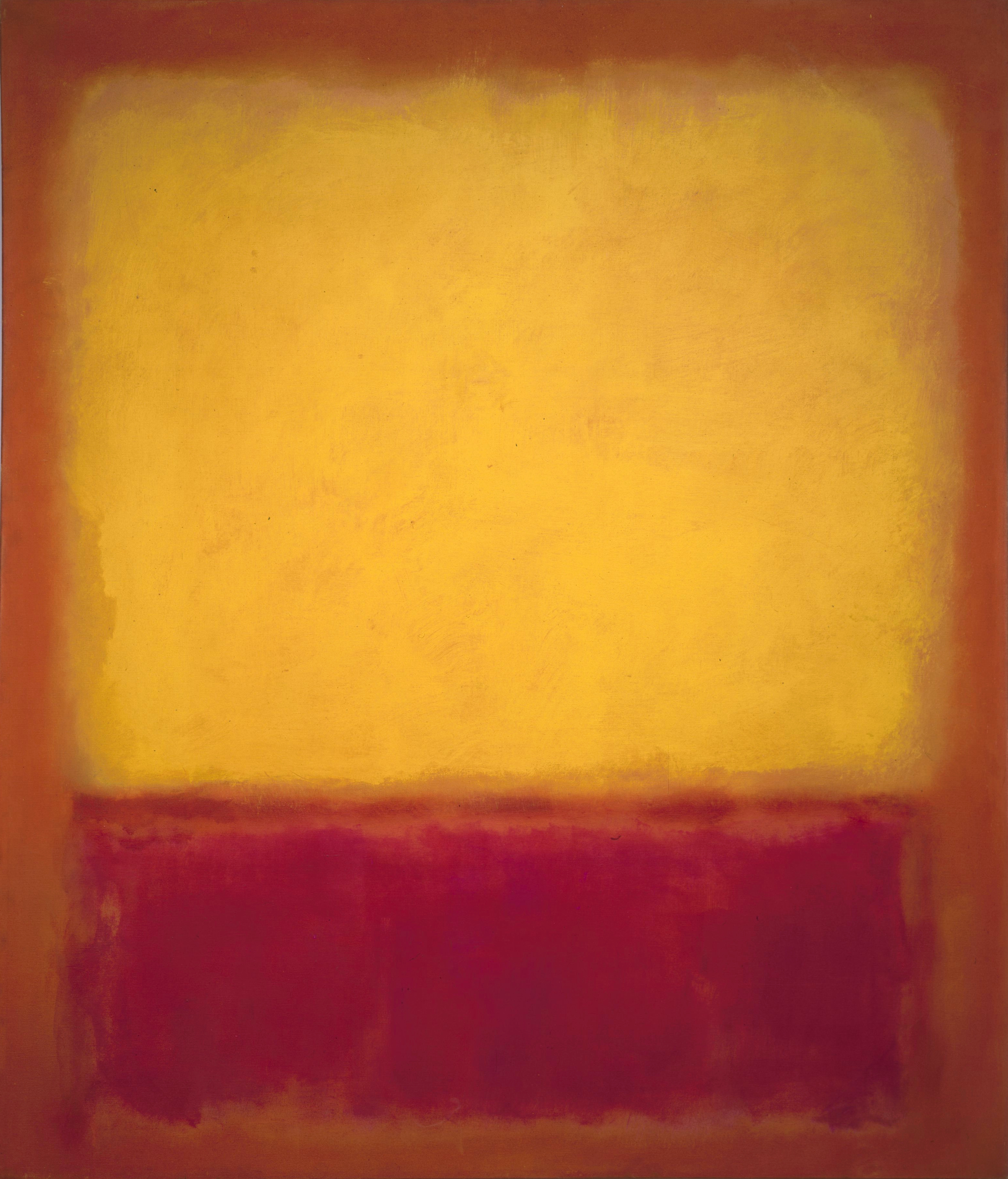 Ideas To Paint Finding The Lighter Side Of Mark Rothko Big Think