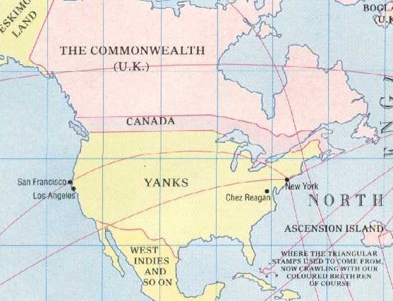 The Tory Atlas Of The World Big Think - Labelled map of us