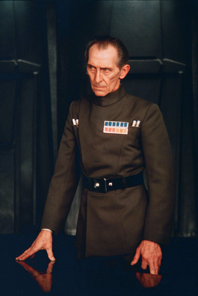 """Peter Cushing"" in Rogue One"