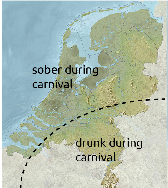 Are holland and the netherlands the same country big think rio de janeiro new orleans cologne and the south of the netherlands are all famous for their carnival an annual celebration of exuberance and excess gumiabroncs Gallery