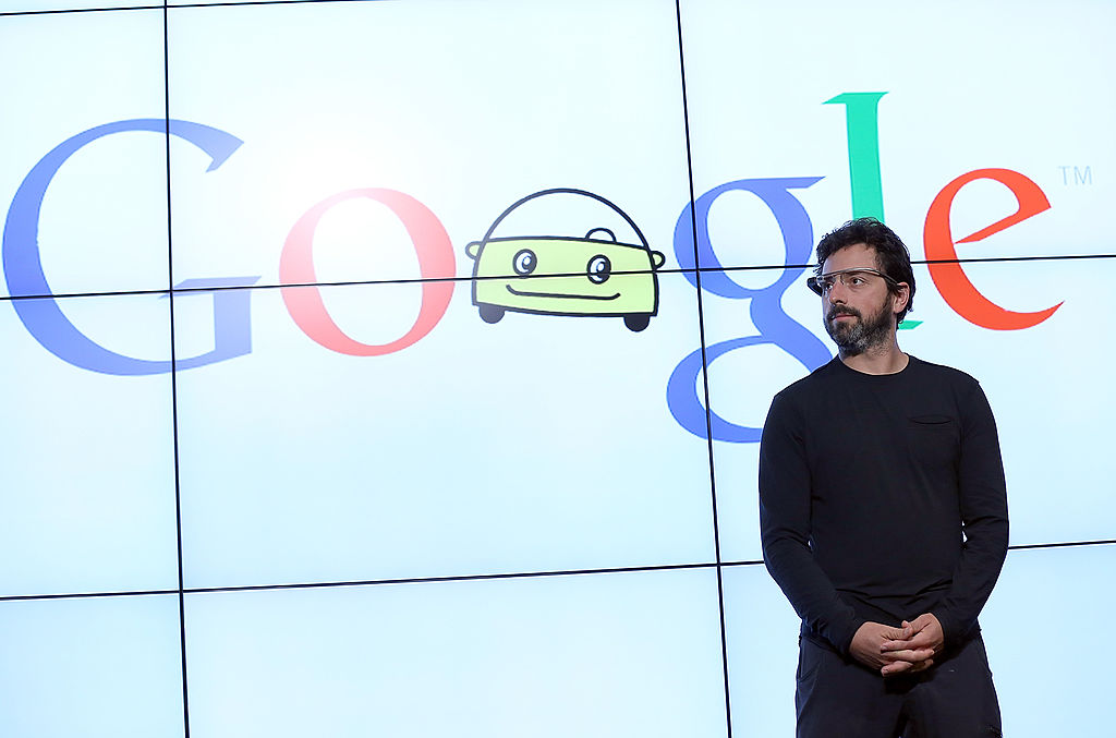 Sergey Brin (Credit: Getty Images)