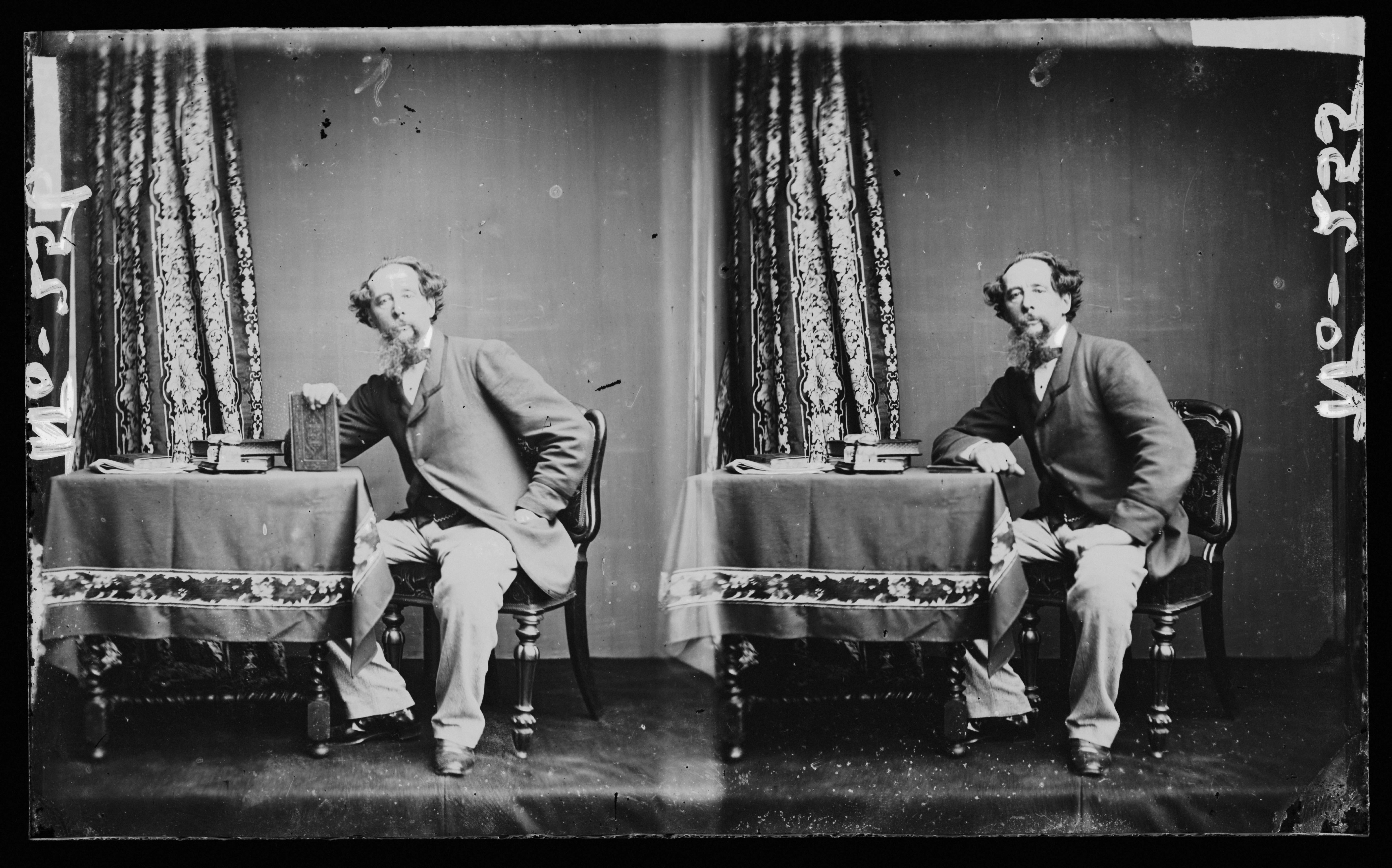 Charles Dickens (Credit: Getty Images)