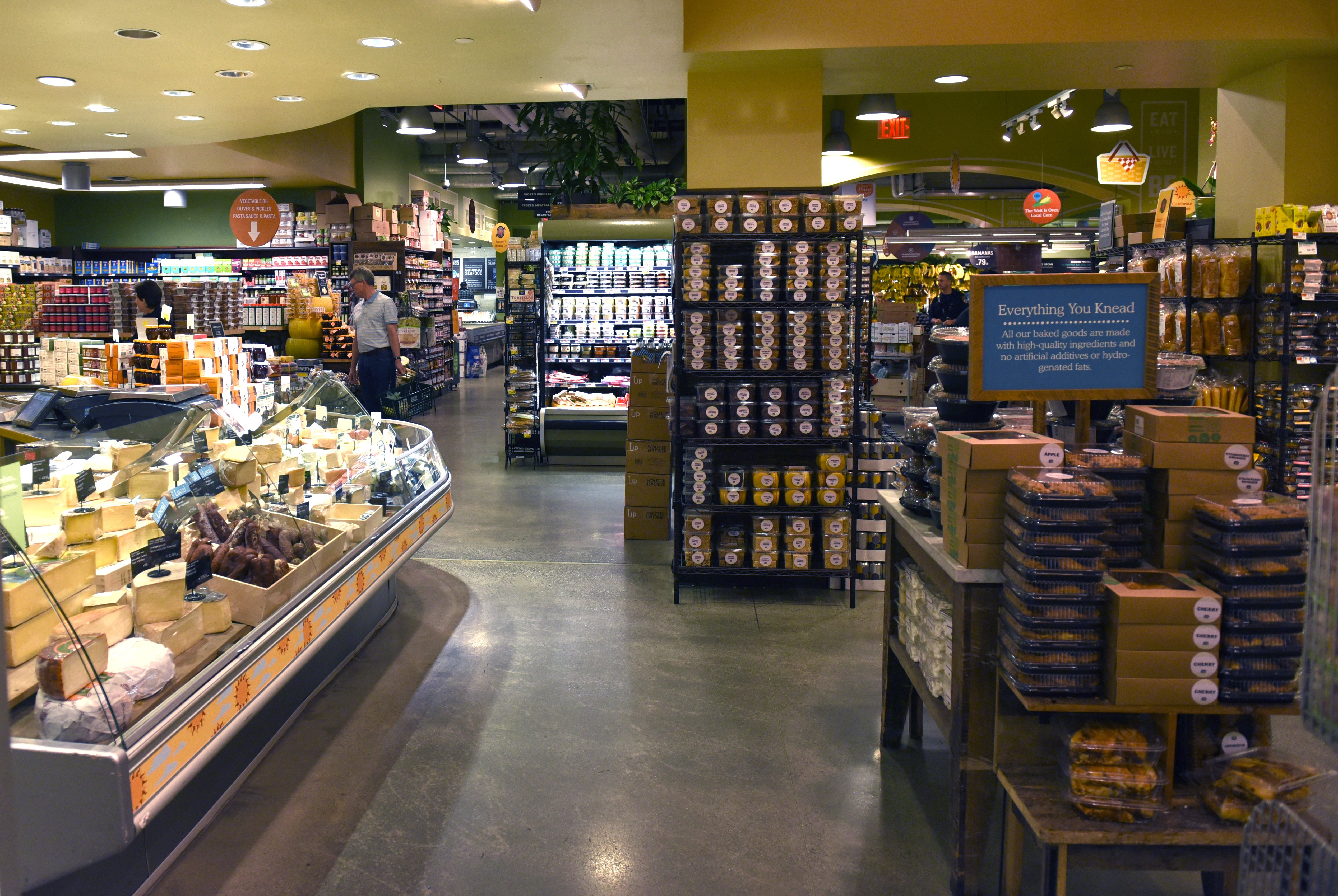 in Whole Foods