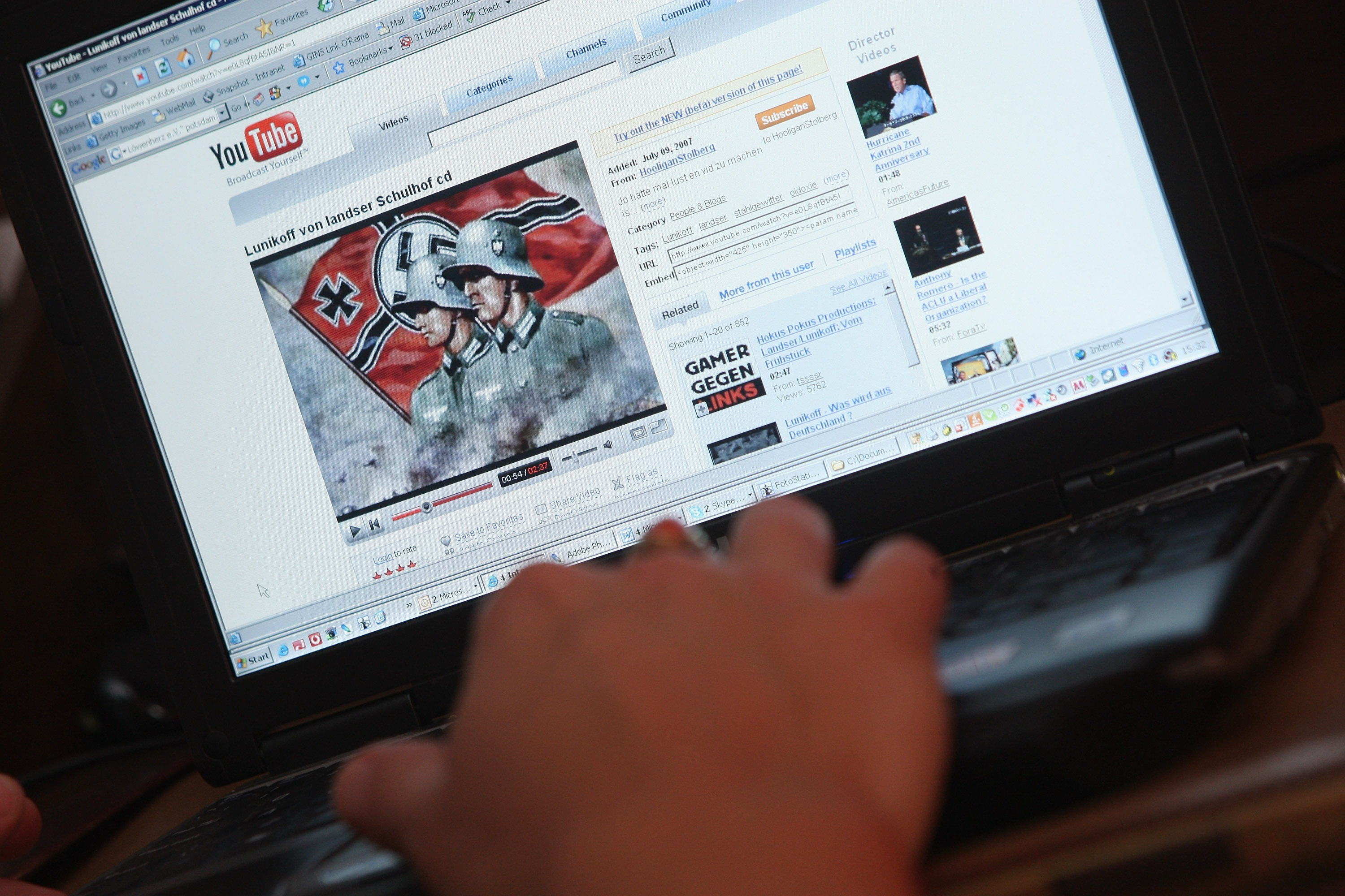 YouTube Teams with Wikipedia To Crack Down on Conspiracy Videos