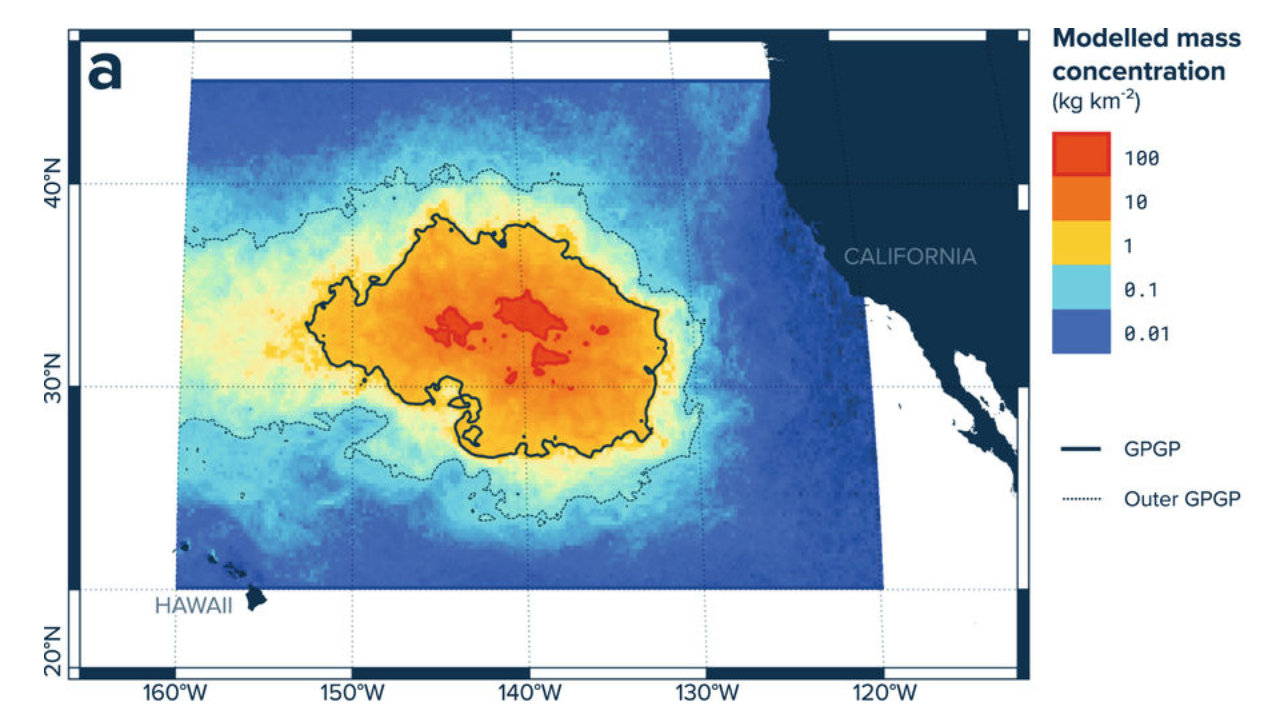 North Pacific garbage patch is 16 times bigger than we thought