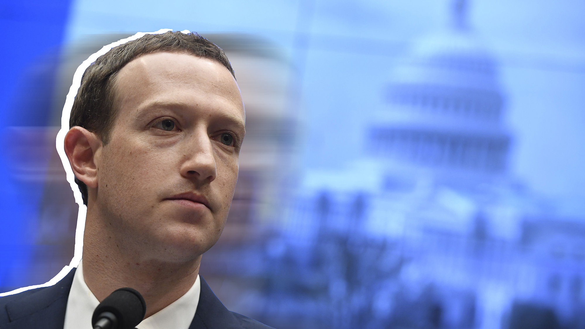 Mark Zuckerberg testifies on Capitol Hill