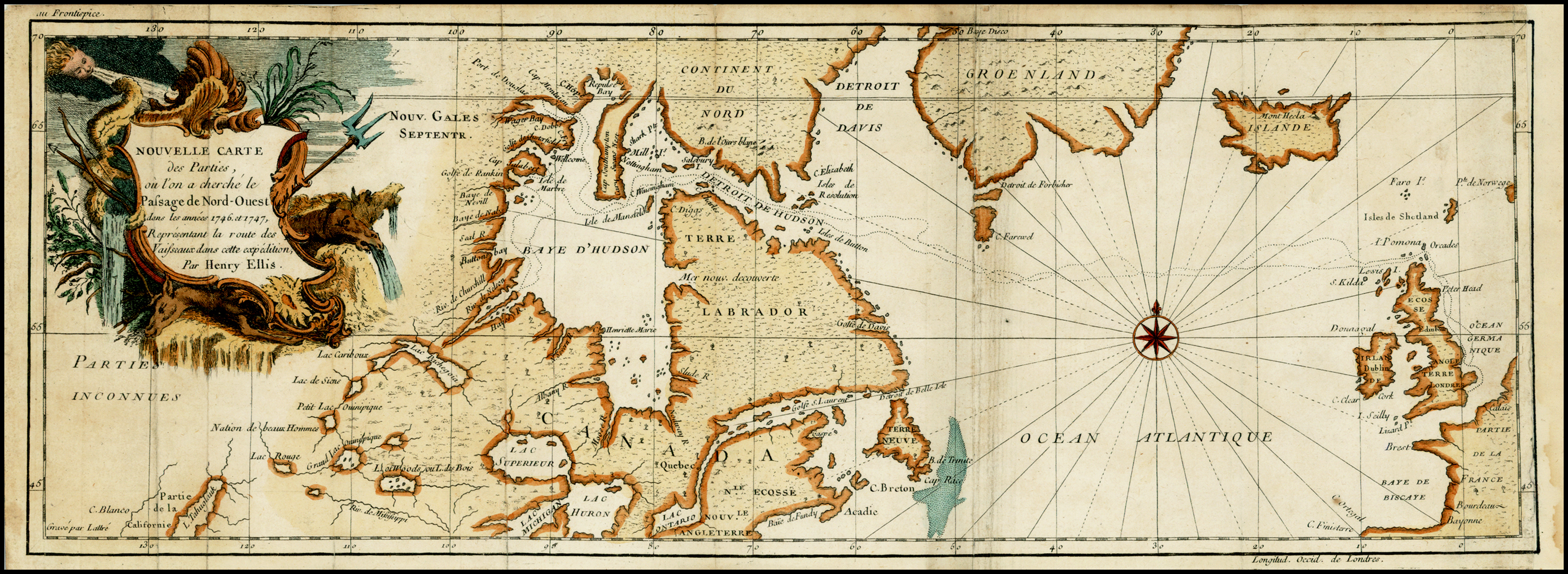 Four wildly different visions of canadas northeast big think the phantom island dangling off greenlands southern coast looks a lot like frisland placed just to the east thereof on the coronelli map shown in 62 gumiabroncs Gallery