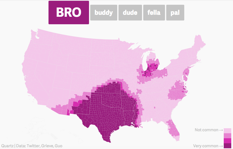 Is your best friend a bro dude or buddy it depends on where you brofrequencyg1419388451 sciox Gallery